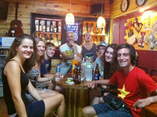 My Youth Hostel: Happy time at Hanoi Youth Hostel