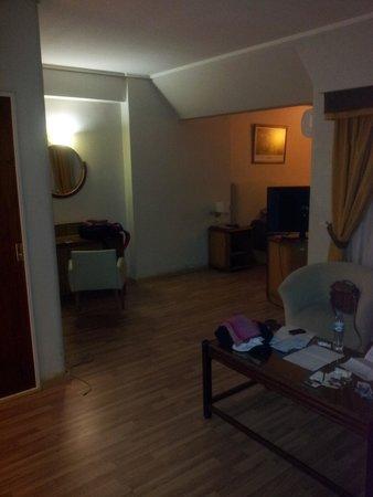 Tritone Hotel: quarto tritone2