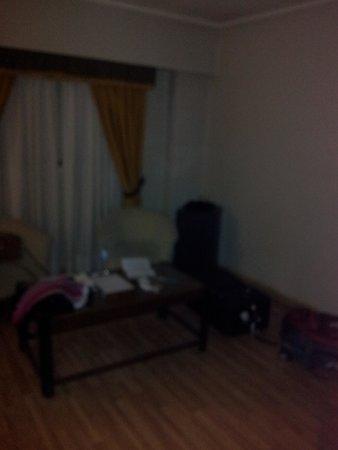 Tritone Hotel: quarto tritone4