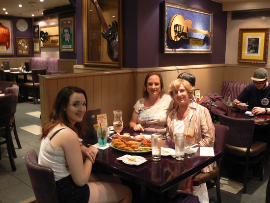 Hard Rock Cafe: A fabulous experience