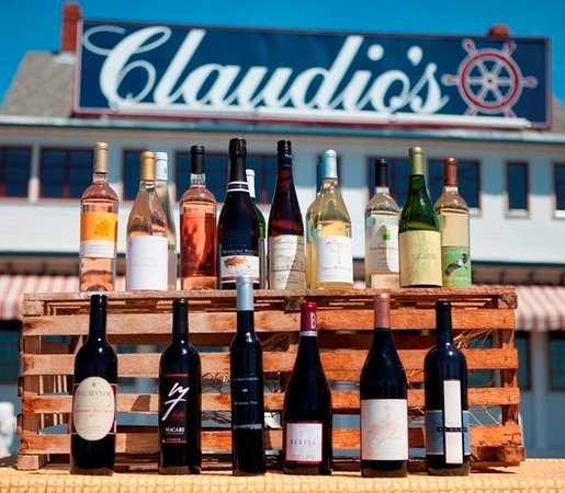Claudio's Restaurant: Long Island Wines on our wine list