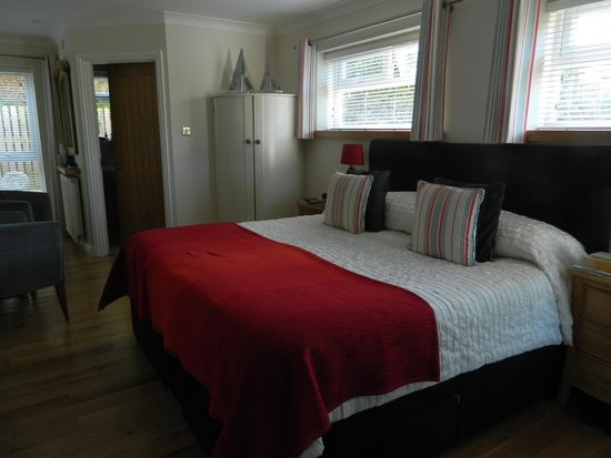 Cleveland Bed & Breakfast: Room 3