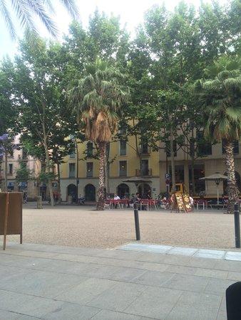 Abba Rambla Hotel: La façade de l hôtel