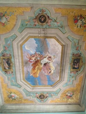 1865 Residenza d'epoca : Verga Room Ceiling