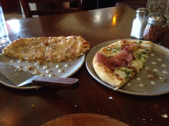 Enzos Pizzaria and Italian Cafe : Yummy!