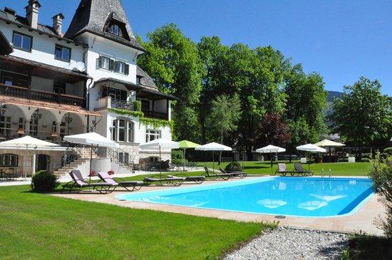 Landhaus Koller: Garten