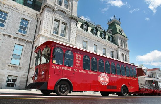 ‪Kingston Trolley Tours‬