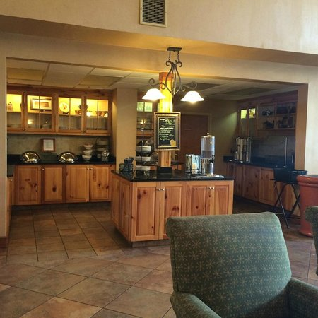 Homewood Suites by Hilton San Antonio Northwest : Breakfast