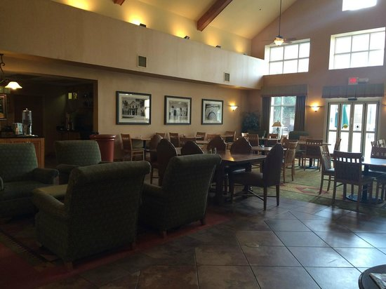 Homewood Suites by Hilton San Antonio Northwest : Breakfast Area