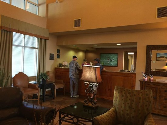 Homewood Suites by Hilton San Antonio Northwest : Check In