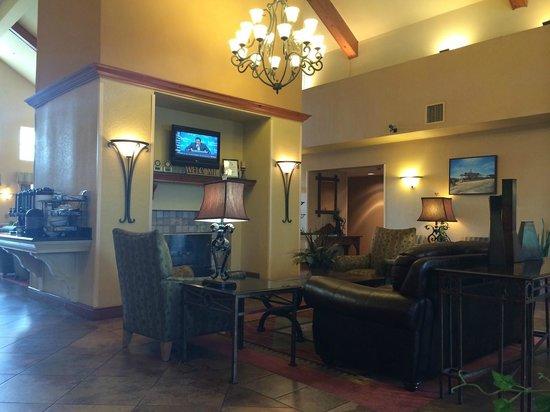 Homewood Suites by Hilton San Antonio Northwest: Lobby