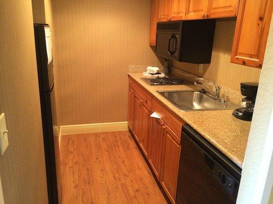 Homewood Suites by Hilton San Antonio Northwest : Kitchen