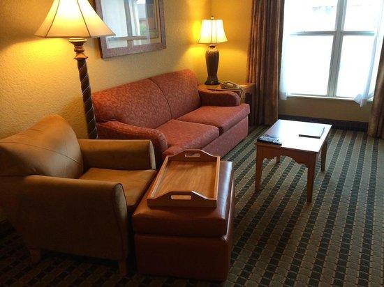 Homewood Suites by Hilton San Antonio Northwest : Sofa