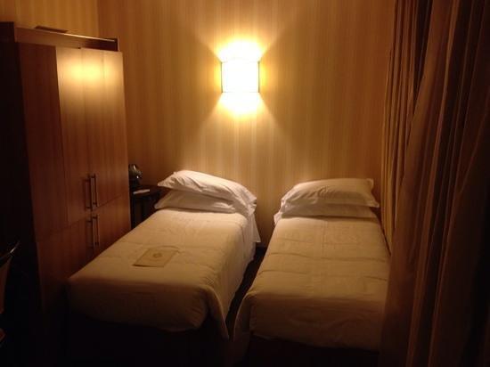 Hotel Continental Venice: room