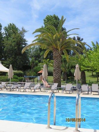 Novotel Setubal: piscina