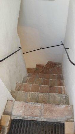 Casa El Sueno: stairs