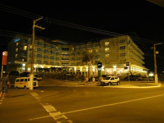 Radisson Aracaju: Hotel lindo e bem localizado!