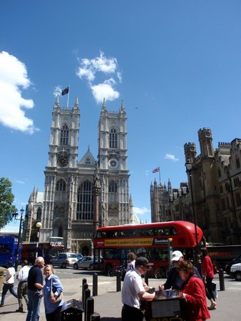 The Sanctuary House Hotel: Westminster Abbey