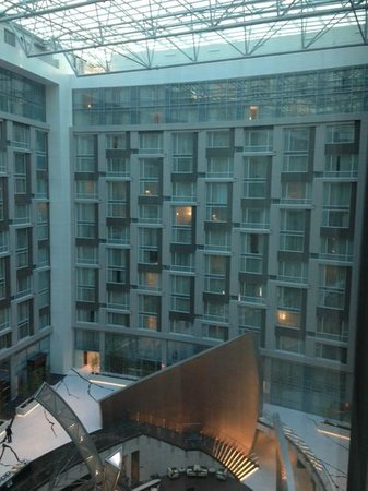 JW Marriott Washington, DC: view from room 10-097