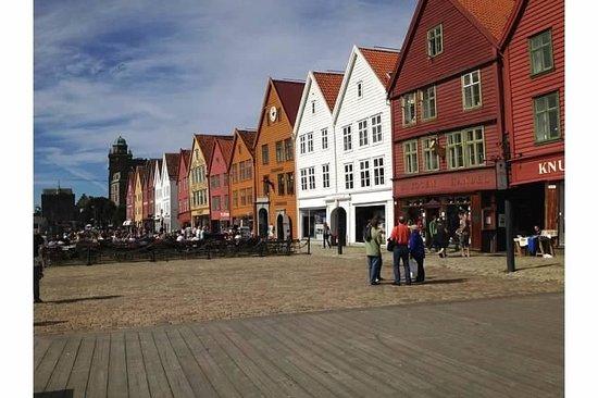 Klosterhagen Hotel: Bergen Harbour