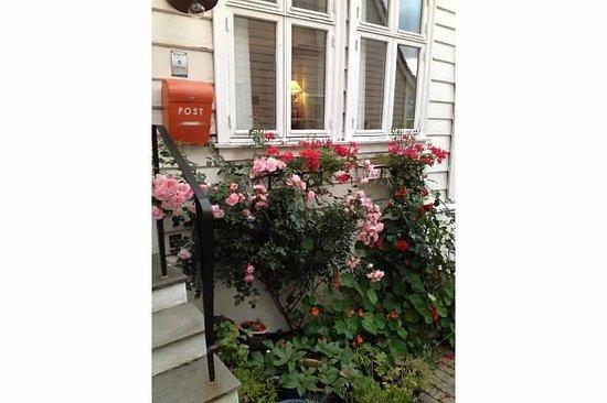 Klosterhagen Hotel: Bergen houses