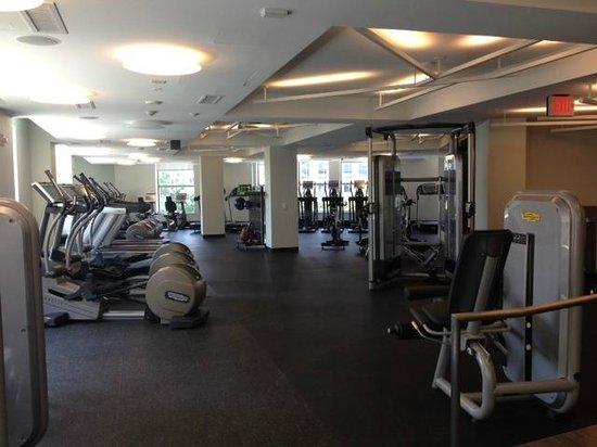 JW Marriott Washington, DC: gym