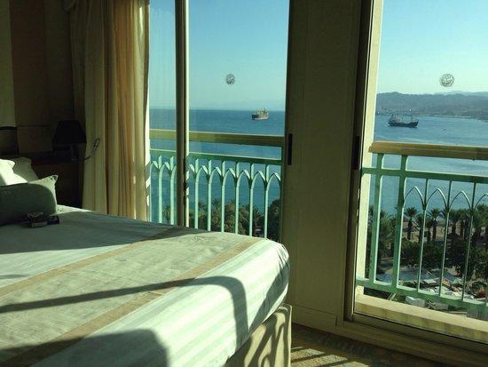 Herods Vitalis Spa Hotel Eilat: סוויטה מדהימה