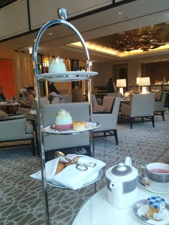 The Langham, Chicago : Afternoon Tea