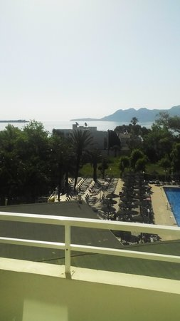 FERGUS Style Pollensa Park SPA: view from my room 439