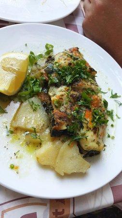 Laona Restaurant : Рыба из мезе