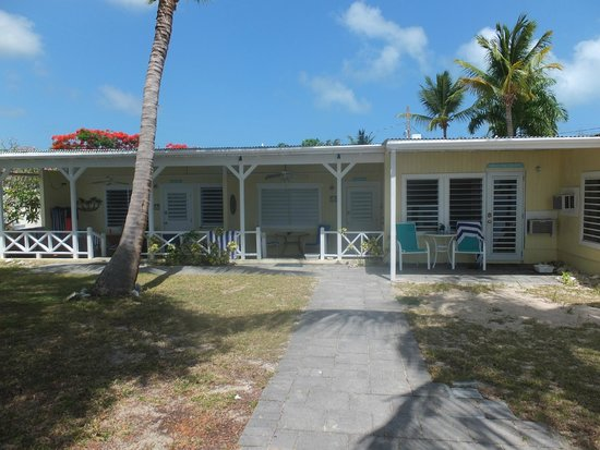 Cottages By The Sea: Coco Palm, Coral and Sylvia