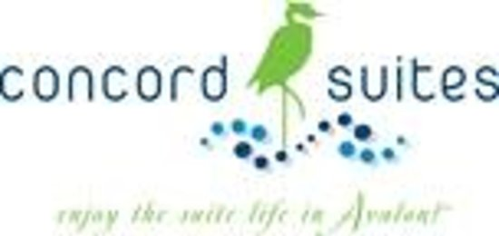 The Concord Suites: Concord Suites logo