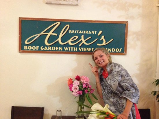 Alex's Restaurant: Amazing place!