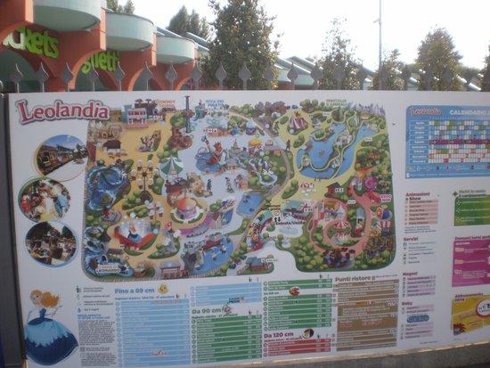 Minitalia Leolandia Park : Leolandia parco divertimenti