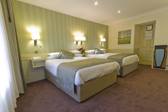 Westcourt Hotel: Large Twin Room
