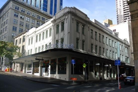 Hotel DeBrett: Hotel de brett