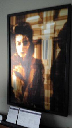 "Hyatt Regency Minneapolis: ""Suite"" Art, see what I did there? Sweet (suite) art. LOL I jest"
