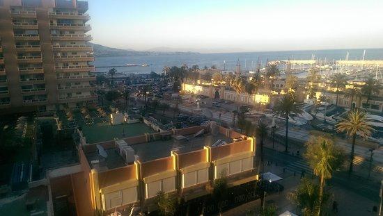 Hotel Las Palmeras: marina