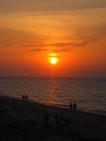 Sunshine Vacation Club Rhodes: Solnedgång