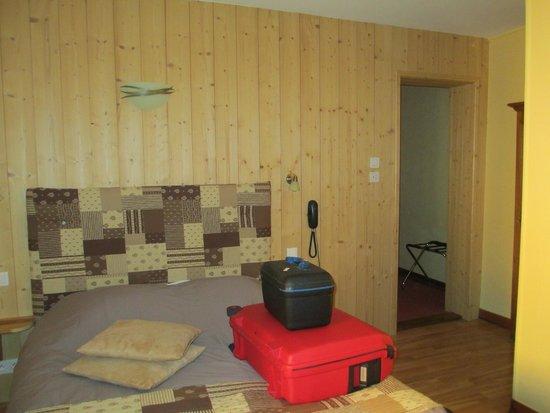 Hotel aux Deux Clefs : notre chambre