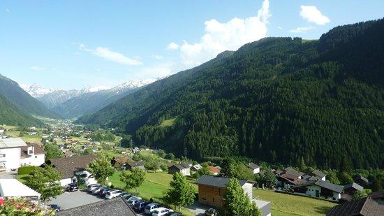 BergSPA & Hotel Zamangspitze: Zimmeraussicht