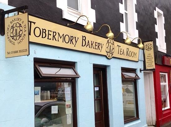 Tobermory Bakery: big portions, big difference