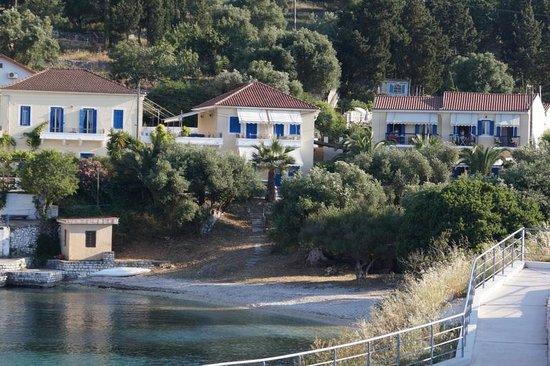 Kiki Apartments : Apartments from the beach