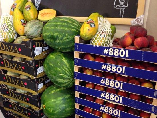 Ottavo Senso: Quanta frutta!!!
