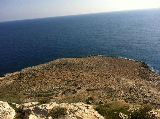 Cape Greco (Cavo Greco): View