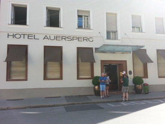 Hotel&Villa Auersperg: Street view