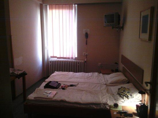 Smallest bedroom ever
