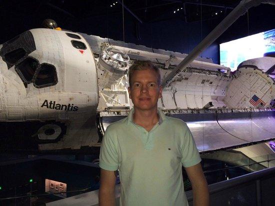 NASA Kennedy Space Center Visitor Complex: Atlantis