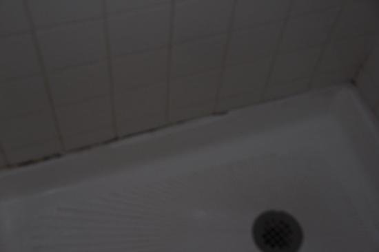 Grand Canyon Lodge - North Rim: dirty shower