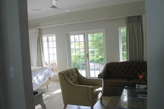 Fransvliet Guest House : Chenin sitting area